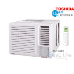 RACH12FR Toshiba 1.5 HP Window Type Air-Conditioner (Dehumidifying and LED Remote Control Series) RACH12FR