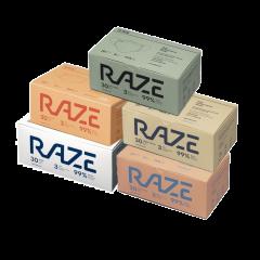 RAZE - 3層光觸媒抗菌口罩 (中碼) (30片裝)