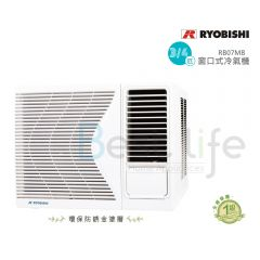 Ryobishi - 3/4 HP Window-Type Air-Conditioner RB-07MB RB07MB