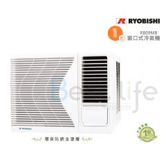 Ryobishi - 1 HP Window-Type Air-Conditioner  RB-09MB RB09MB