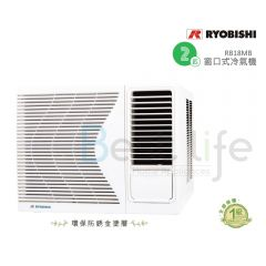 Ryobishi - 2 HP Window-Type Air-Conditioner  RB-18MB RB18MB