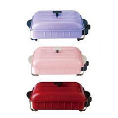 récolte 日式電熱鍋 Home BBQ RBQ-1 RBQ-1_all