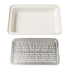 récolte Home BBQ-Ceramic Steam Pot Set RBQ-CS RBQ-CS