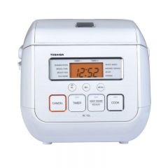 Toshiba - 0.54L 4mm Thick Non-stick Inner Pot Rice Cooker RC-5SLIH RC-5SLIH