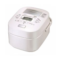 東芝 - 鑽石鐵鑄鍋真空壓力磁應電飯煲 (1.8公升) RC-DX18H - 白色 RC-DX18H_WH