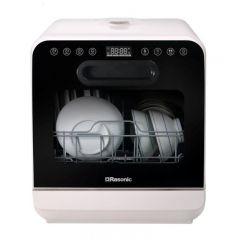 樂信牌 - 座檯式洗碗碟機 (白色) RDW-J6W RDW-J6W