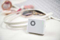 AngelLite 便攜等離子空氣淨化器及能量儀 (PP818) 白色
