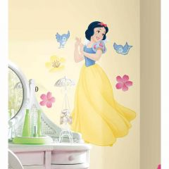 ROOMMATES - DISNEY SNOW WHITE GIANT WALL DECAL RMK1467GM