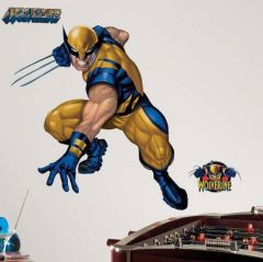 ROOMMATES - Wolverine Peel & Stick Giant Wall Decal RMK1485GM