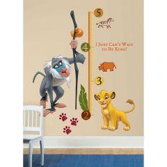 ROOMMATES - THE LION KING RAFIKI GROWTH CH RMK1924SLM