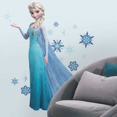 ROOMMATES - DISNEY FROZEN ELSA GIANT DECALS RMK2371GM
