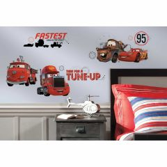 ROOMMATES - DISNEY - CARS FRIENDS TO THE FINISH RMK2533SCS