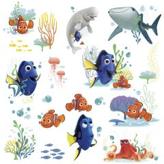 ROOMMATES - DISNEY- FINDING DORY DECAL RMK3142SCS