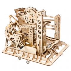 Robotime - Magic Crush - Marble Run Model Building Kits - Lift coaster LG503