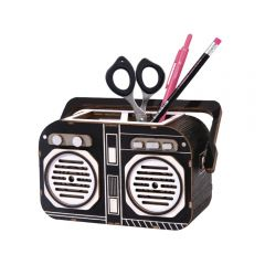 Robotime - DIY DESK ORGANIZER Music Time TG11 Penholder