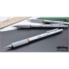 rOtring 德國名牌‧筆具專家 Rapid Pro 鉛芯筆 0.7mm 銀