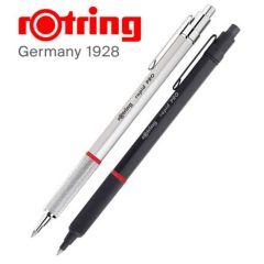 rOtring 德國名牌‧筆具專家 RAPID PRO 原子筆 銀