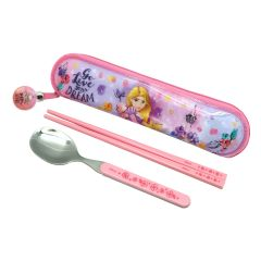 Disney - PRINCESS CUTLERY SET W/PVC BAG RP12359
