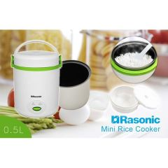 RASONIC Mini Rice Cooker - RRC-Y5H RRC-Y5H