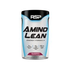 RSP Amino Lean Energy Formula 19.25 oz - Blackberry Pomegranate RSPALBCAABBP546G