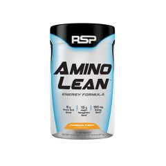 RSP Amino Lean Energy Formula 19.25 oz - Passion Fruit RSPALBCAAPFT546G