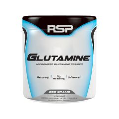 RSP Micronized Glutamine Powder 500 g RSPMGPBCAAUNF500G