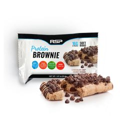 RSP Protein Brownie  - Chocolate Chip Cookie Dough RSPPBPBCCCD53G