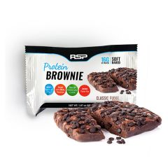 RSP Protein Brownie  - Classic Fudge RSPPBPBCSF53G
