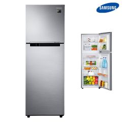 Samsung三星 - 雙門雪櫃 234L 亮麗銀色 RT22M4032S8/SH
