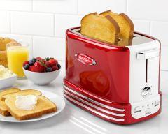 Nostalgia Electrics Retro Pop-Up Electronic Toaster RTOS200 RTOS200