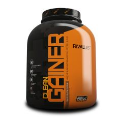 Rivalus Clean Gainer 5.00lbs - Chocolate Fudge RVLCGMGPCHOF5LBS