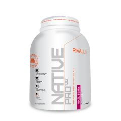 Rivalus Native Pro100 2.50lbs - Mixed Berry RVLNP100NPMBER25LBS
