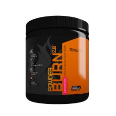 Rivalus PowderBurn2.0 403g - Knockout Punch (Pre - workout)  RVLPDBPREWKPUN403G