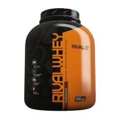 Rivalus RivalWhey 5lbs - Chocolate RVLRWYBPCHO5LBS