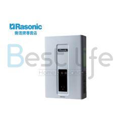 Rasonic 樂信牌 - 智能恆溫氣體熱水爐 (石油氣/每分鐘12L熱水供應) (珍珠白 / 曜石黑) RWH-N12F