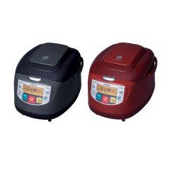 日立 - 富思電腦控制電飯煲 1.8L RZ-D18VFY (灰黑色 / 暗紅色) RZ-D18VFY_all