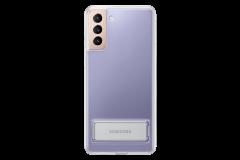 Samsung Galaxy S21+ 透明立架式保護套