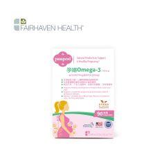 Fairhaven Health - 孕婦Omega 3 S_895749000110