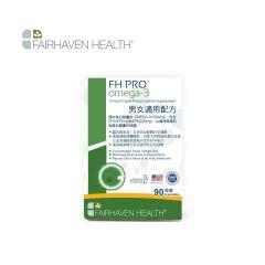 Fairhaven Health - 臨床級魚油補充劑(男女用) - 90粒 S_896593002213
