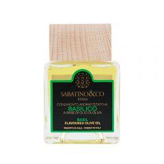 SABATINO Premium Basil Olive Oil 100ml SABATINO_Premium_Basil_Olive_Oil_100ml