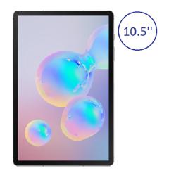 """Samsung Galaxy Tab S6 10.5"""" LTE 平板電腦 山灰色 SM-T865NZ"""