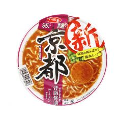 SANYO - TABIMEN KYOTO SEABURA SHOYU RAMEN 87G (1 pc /3 pcs) (Parallel Import) SANYO_TMEN_KR_ALL
