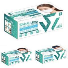 救世 - 超立體口罩ULTRA TYPE.COOL+ 「FFP2 + KF94 + ASTM LEVEL3 認證 」(30片獨立包裝/盒)(三款尺寸可選)