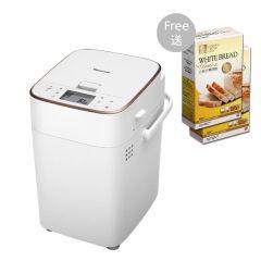 Panasonic - Bread Maker (29 Menus) SD-PM107 + Free Golden Statue Premix x 2 boxes ($32.9/box) SB_SD-PM107