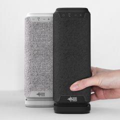 Sound Crush - MILCH 360° 防水XBASS 便攜式藍牙喇叭 (霧夜黑) SCBT12S-MI
