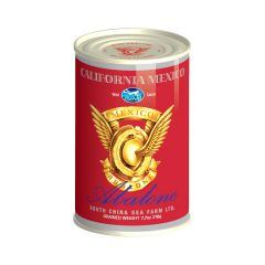 California - Mexico Red Canned Abalone SCSFL-Z11