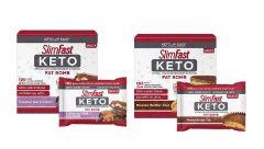 Slimfast 生酮低碳水迷你蛋糕代餐零食(14個/盒)盒裝
