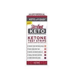 Slimfast Keto Ketone Test Stips 100/Box SF-KETO-KTS-UNF100S