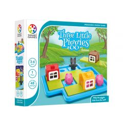 Smart Games - Three Little Piggies Deluxe