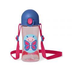 Skip Hop - Zoo Lock Top Sport Bottle- Butterfly SH252629-BG